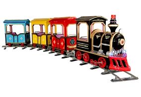轨道小火车厂家是如何解决小火车的市场需求问题