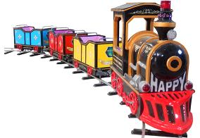 有轨小火车更适合婴幼儿娱乐