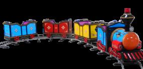 有轨小火车可以载多少名游客?