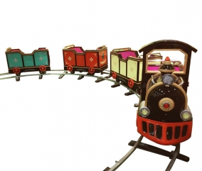 有轨小火车