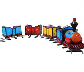 仿古小火车